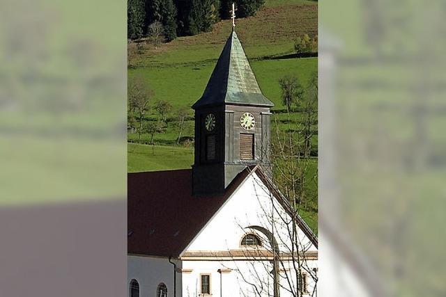 Ab 1789 eine eigene Kirche in der