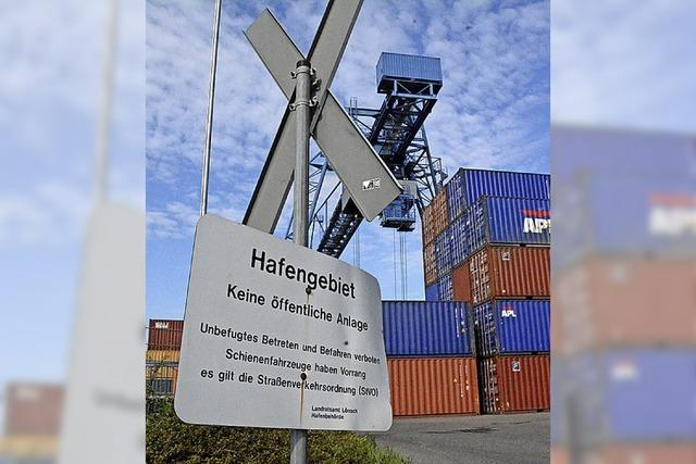 Hafenerweiterung nur im Einklang mit Naherholung