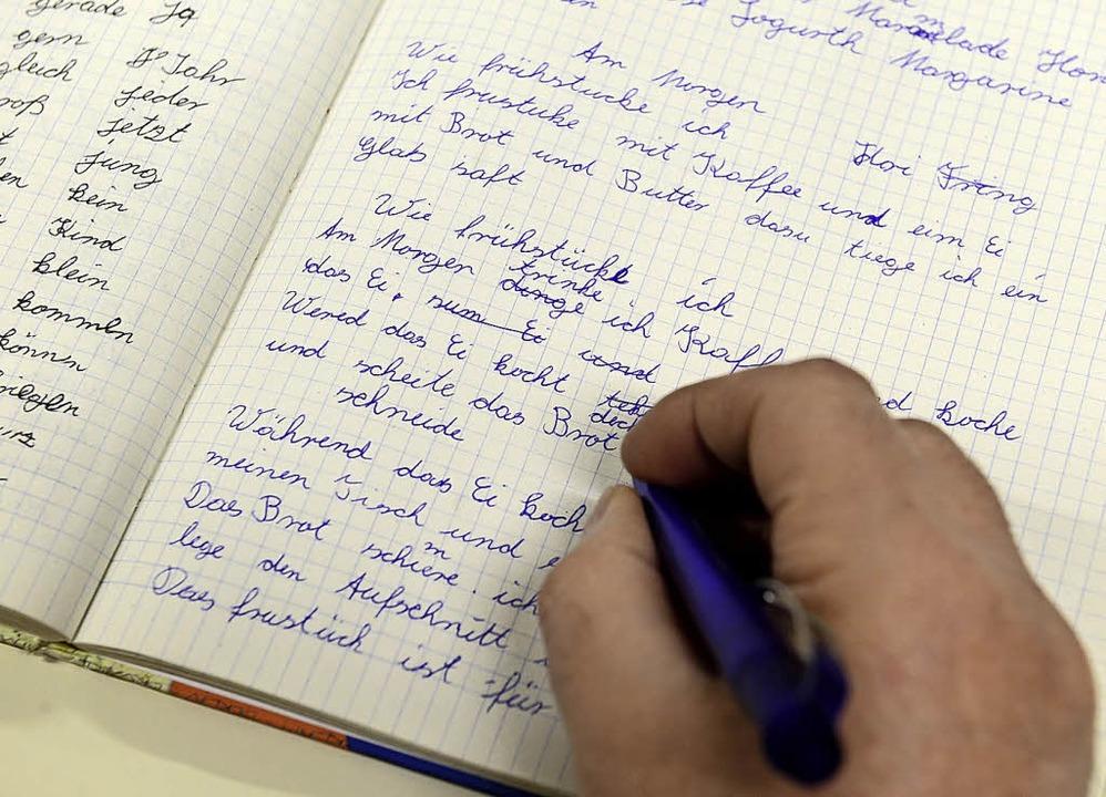 Lesen Schreiben Rechnen Freiburg Badische Zeitung