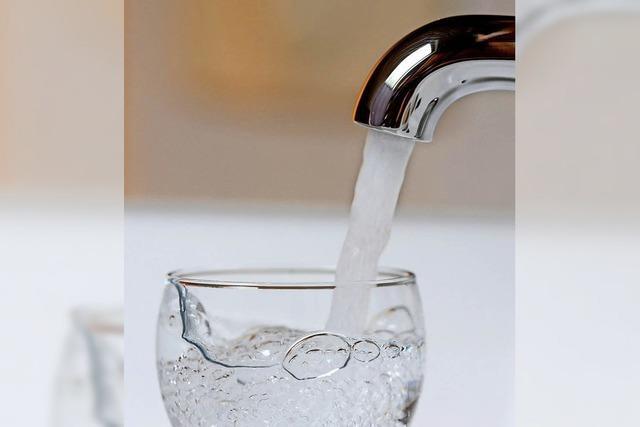 Bald kommt Wasser aus der Schweiz