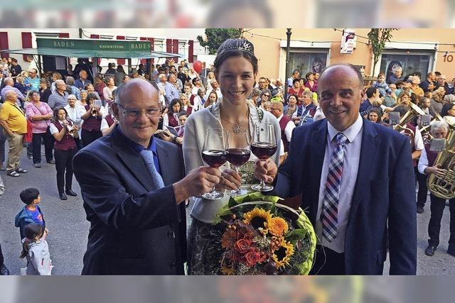 Bötzingen feiert Weinfest bis Montag