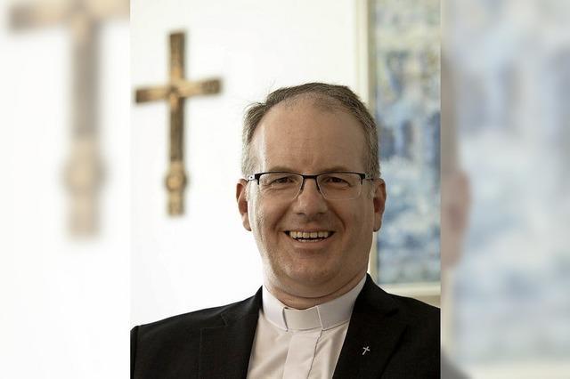 Christian Würtz tritt das Amt als Dompfarrer und Stadtdekan der Katholischen Kirche an