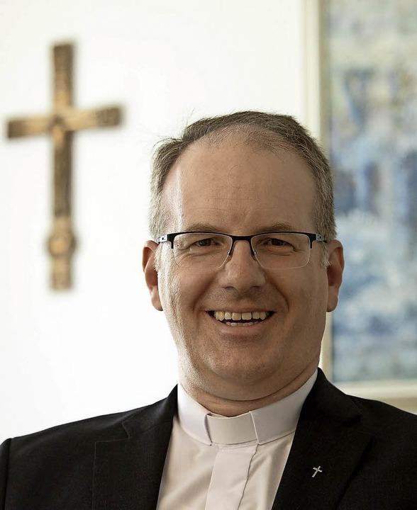 Christian Würtz wurde 2006 zum Priester geweiht.   | Foto: ingo Schneider