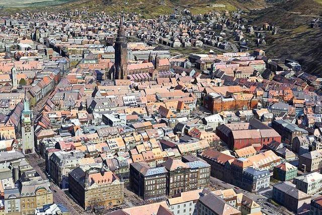 Freiburg hat jetzt ein eigenes digitales Stadtmodell