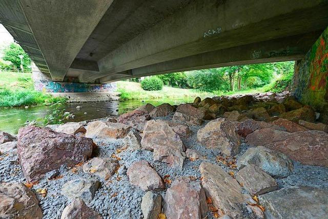 Freiburger Stadtverwaltung rechtfertigt Räumung unter der Oberaubrücke