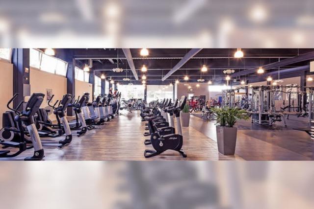 Fitness in Loftambiente
