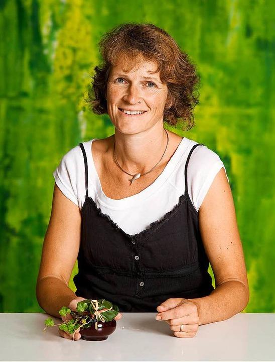 Regina Iwertowski aus Breisach  | Foto: Michael Wissing