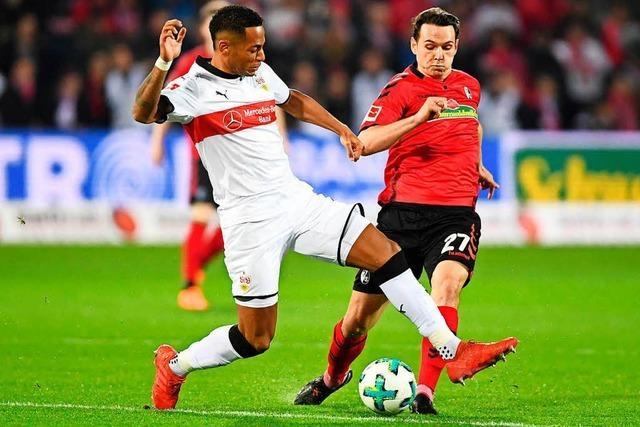 So geht der VfB Stuttgart in das Derby gegen den SC Freiburg