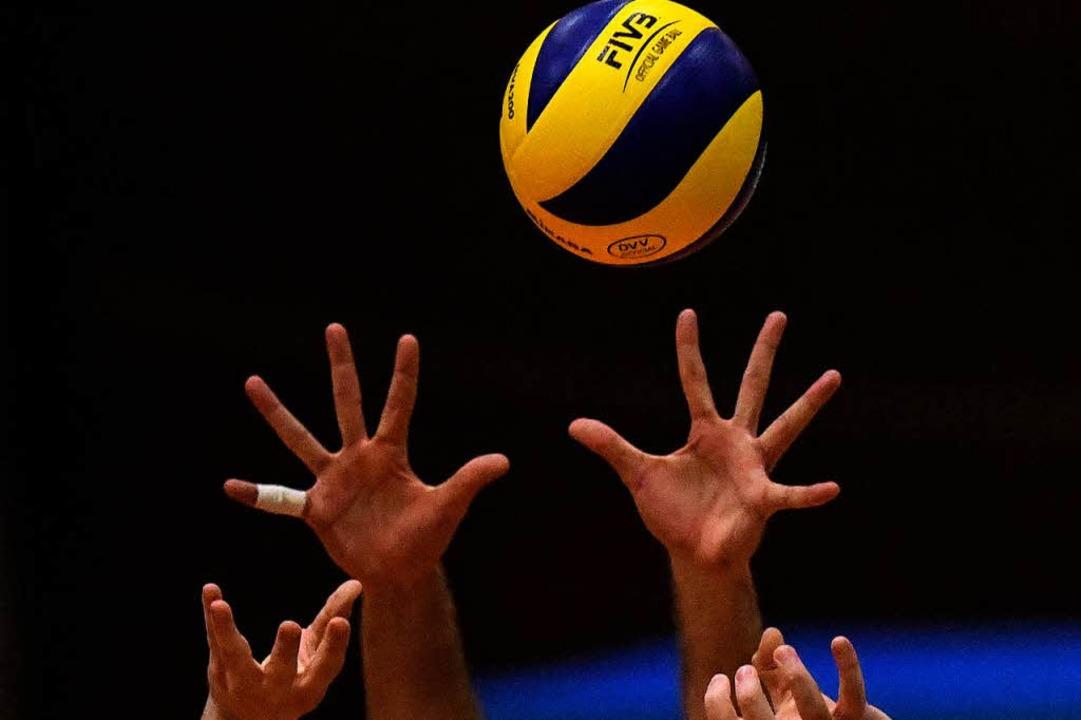 Die Zweitliga-Volleyballer sind in die neue Saison gestartet.   | Foto: Seeger