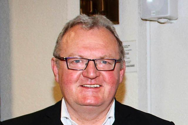 Pfarrer Dorbath verlässt die katholische Seelsorgeeinheit Kandern-Istein