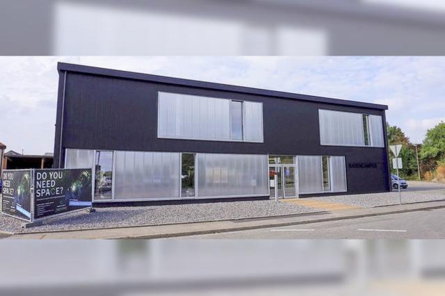 Start-up-Center Baden-Campus ist eröffnet