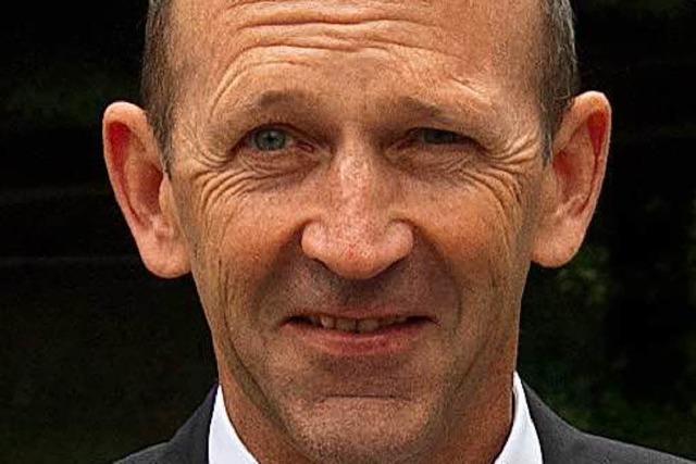 Christian Behringer bleibt Bürgermeister von Grafenhausen