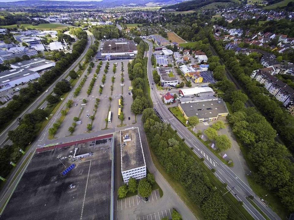 Zähringen-Nord  | Foto: Michael Saurer