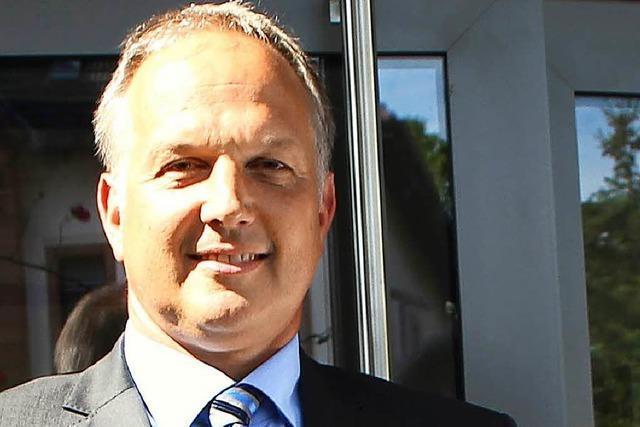 Jürgen Bergmann ist neuer Chef des Kriminalkommissariats Emmendingen