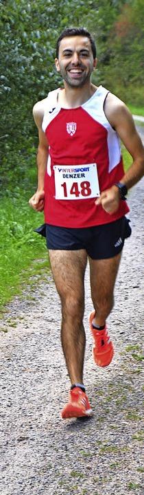 Tobias Herrmann sicherte sich beim Sta...m Gesamtklassement den zweiten Platz.     Foto: Junkel