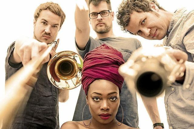 Konzert des Jazztrios