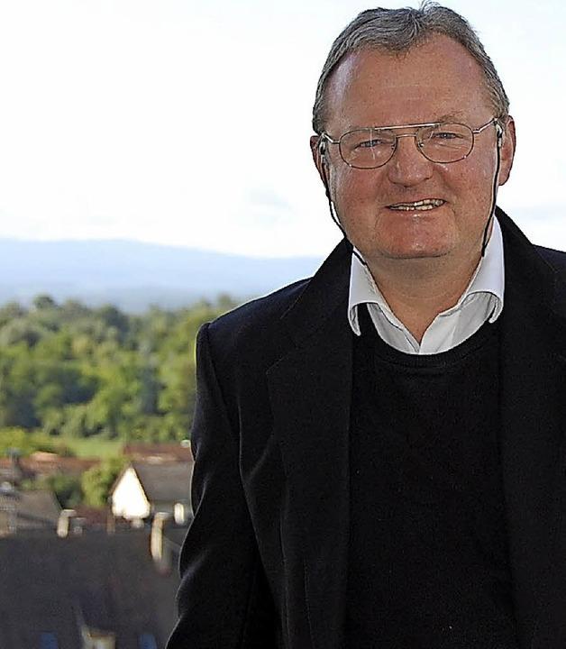 Im September 2010 stellte die BZ den d...teiner Pfarrhaus mit diesem Foto vor.     Foto: Frey