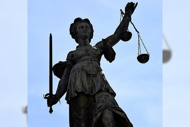 Angeklagte schrammt an Haft vorbei