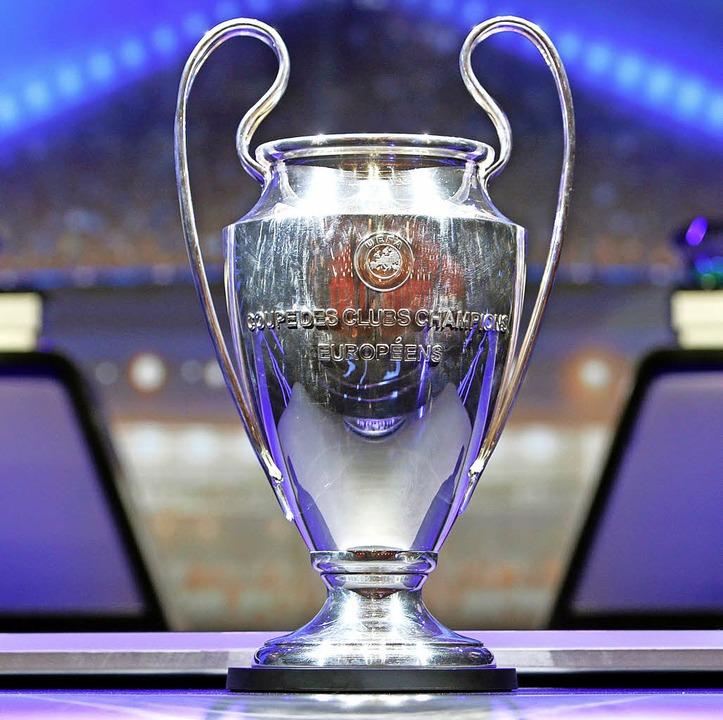 In dieser Saison schüttet die Uefa 2,0...nur an die Champions-League-Klubs aus.  | Foto: dpa