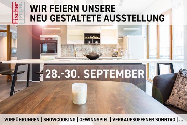 Am kommenden Wochenende findet in Gutach eine riesige Küchenparty statt