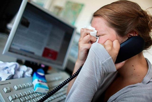 Wenn Arbeit krank macht – und in die Depression führt