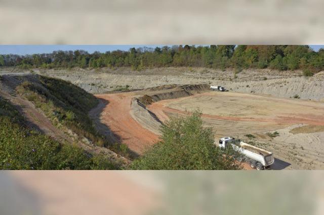 17 Hektar rekultiviert, 10 fehlen noch