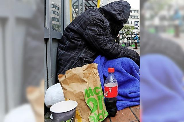 Unterstützen, bevor jemand obdachlos wird