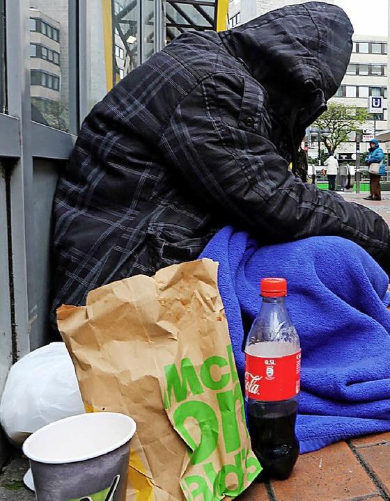 Wird früh und schnell genug reagiert, muss es nicht zur Obdachlosigkeit kommen.   | Foto: dpa