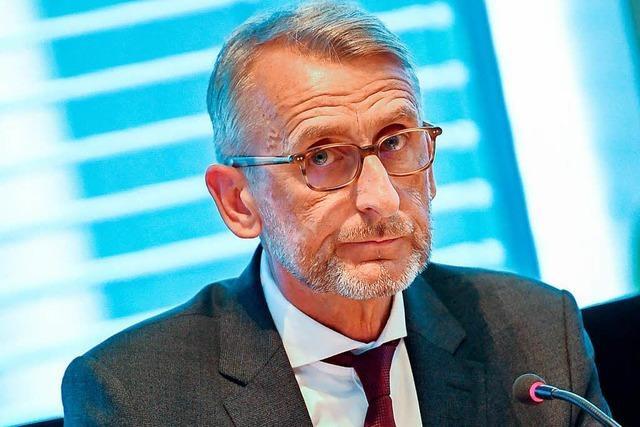 CDU-Innenexperte Schuster zu Maaßen: