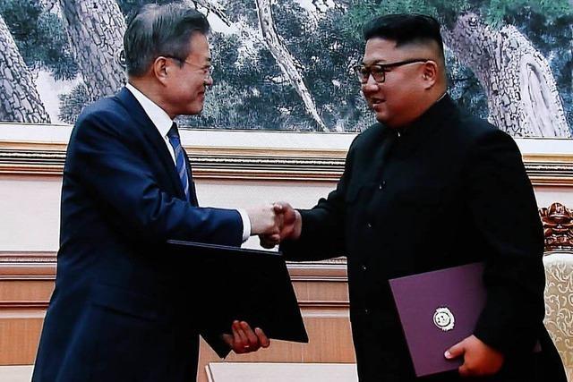 Nordkorea will Raketenanlage unter internationaler Aufsicht abbauen