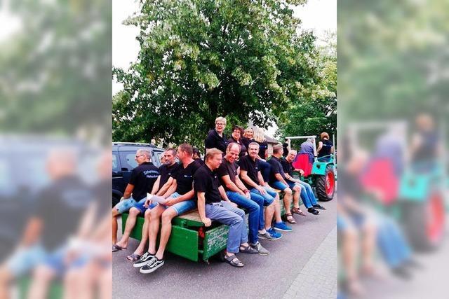 Bächlehock 2018: Gute Laune, guter Zweck