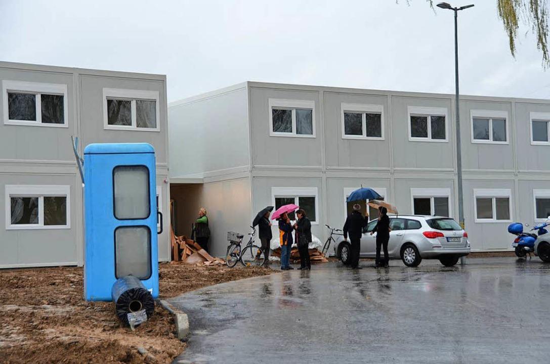 Bötzingen werden keine neuen Flüchtlin...r Gemeinde aufzunehmenden Flüchtlinge.  | Foto: Manfred Frietsch