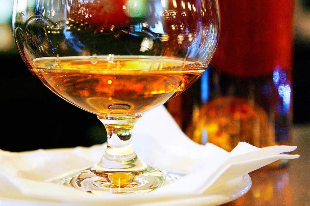 Unter jungen Afroamerikanern ist Cognac ein Renner.  | Foto: AFP