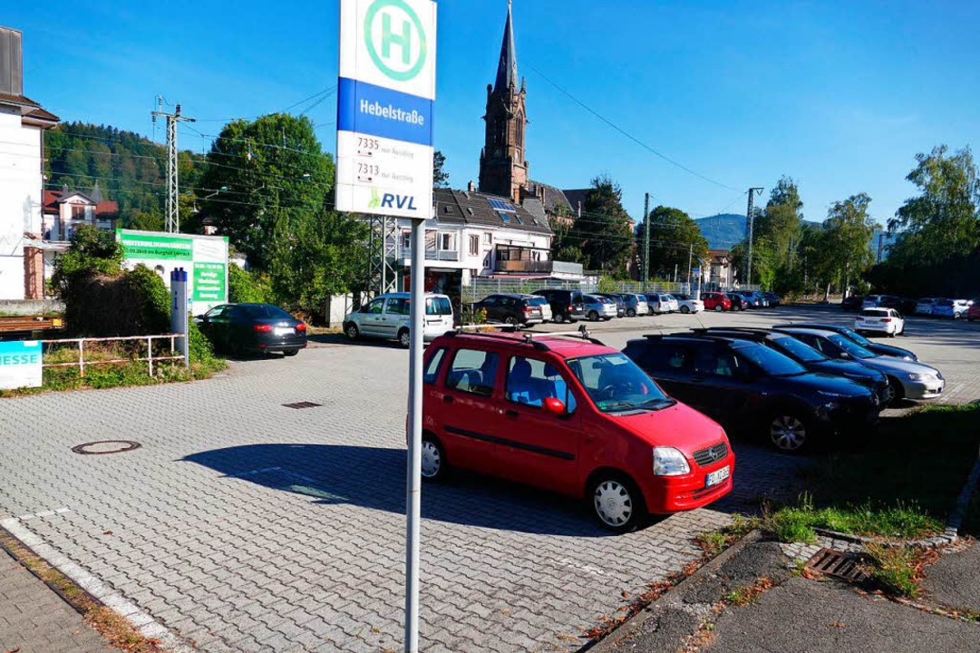Station 4: Der SBG-Parkplatz / das Kohlengässle  | Foto: André Hönig