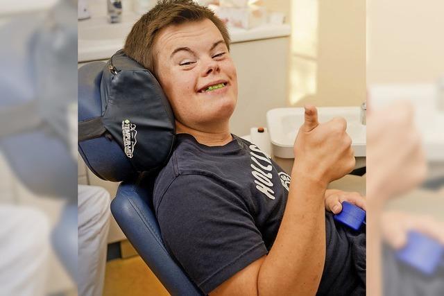 Die barrierefreie Zahnarztpraxis
