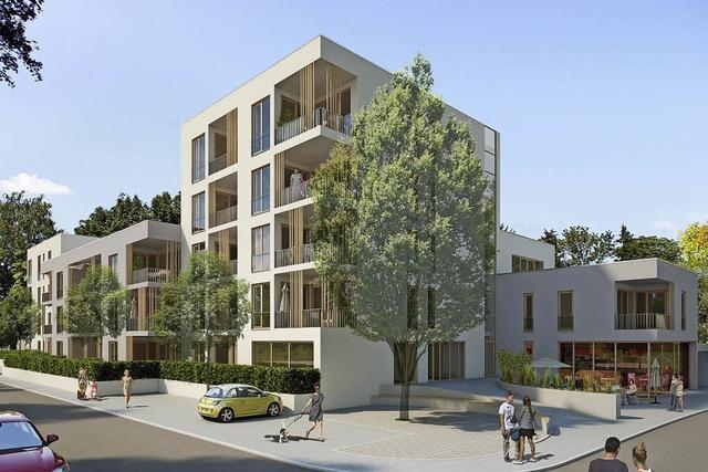 32 Wohnungen an der Zähringerstraße