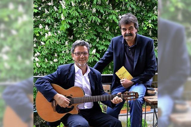 Italienischer Abend mit Text, Musik und Antipasti