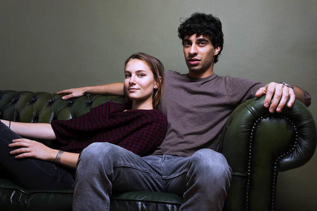 Musikalisch und privat ein Paar  | Foto: Molly's Peck