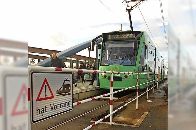 Koger: Tram bis nach Altweil entlastet Basel