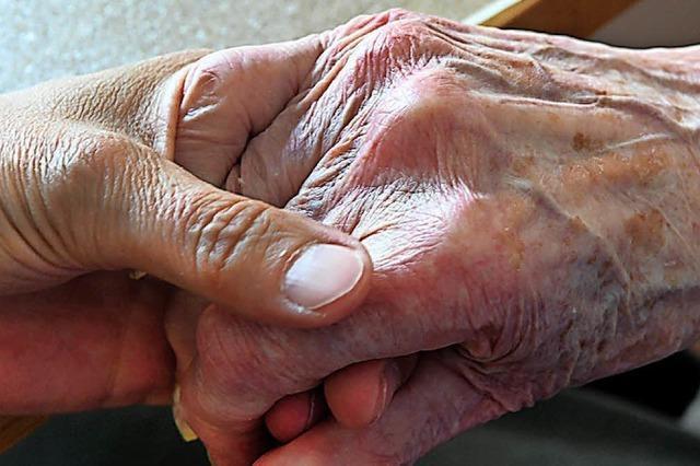 Altern in Geborgenheit
