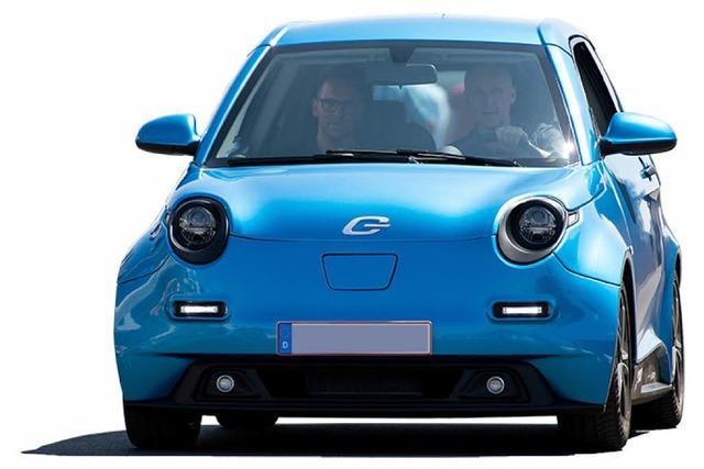 Erst 2022 eine Million E-Autos als Ziel
