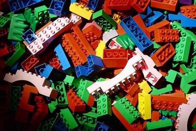Lego-Ausstellung in Mulhouse