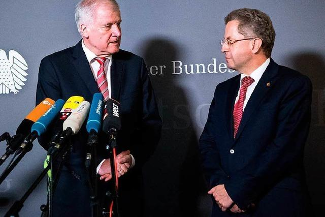 Kritik aus Südwest-CDU an Maaßens Beförderung zum Staatssekretär