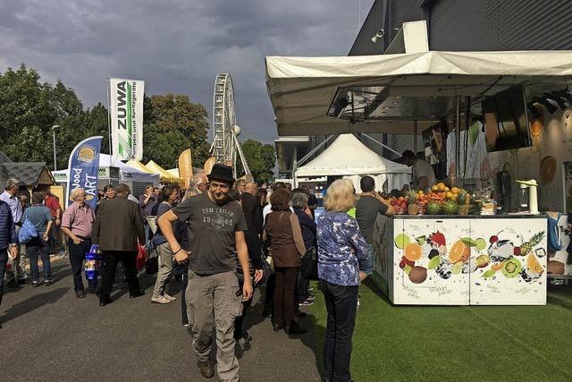 Karten gewinnen für die Oberrheinmesse Offenburg