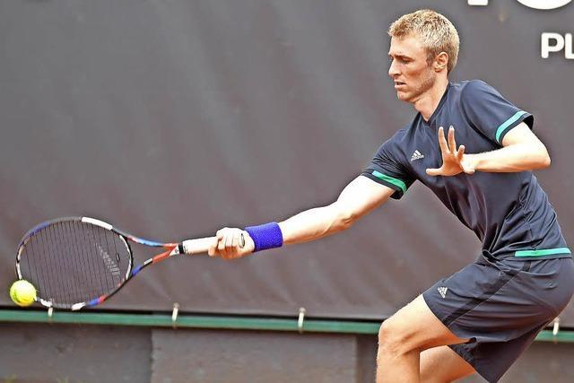 Freiburger Stadtmeisterschaft im Tennis