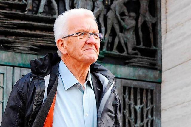 Kanadier will nicht mit Kretschmann reden – wegen eines Windparks