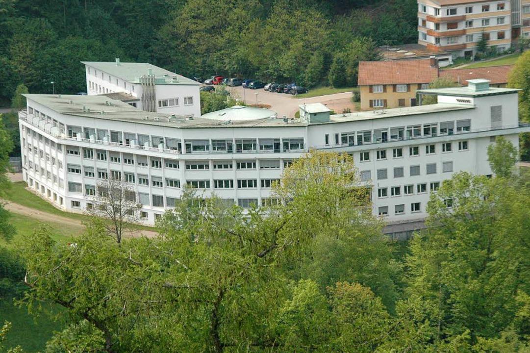 Das  Bruder-Klaus-Krankenhaus hat einen neuen Träger.  | Foto: Hubert Bleyer