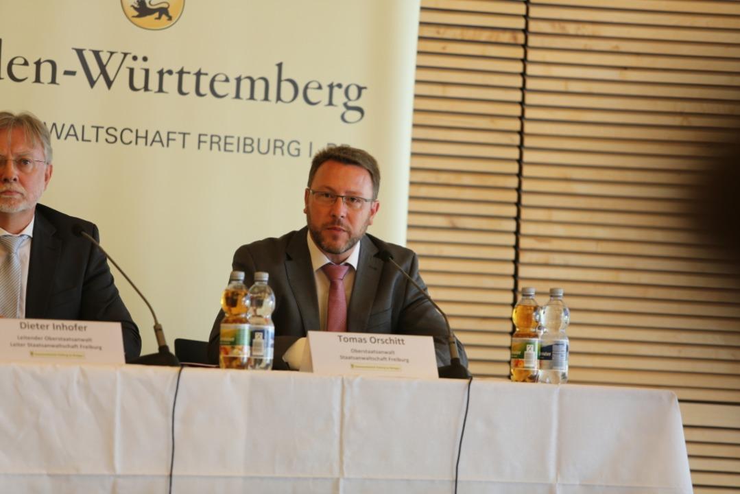 Tomas Orschitt, Oberstaatsanwalt  | Foto: Daniel Laufer