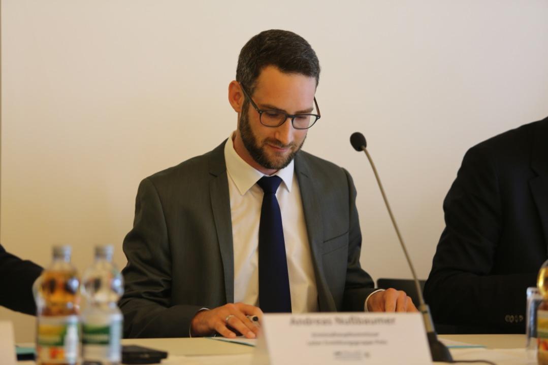 Andreas Nußbaumer, Leiter der Ermittlungsgruppe Polo  | Foto: Daniel Laufer
