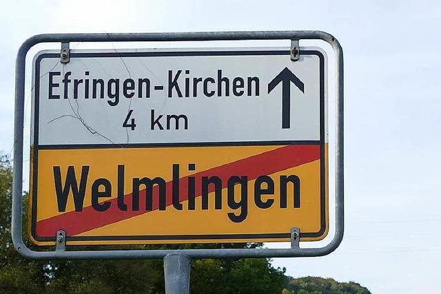 B 3 bei Welmlingen von 4. Oktober an voll gesperrt